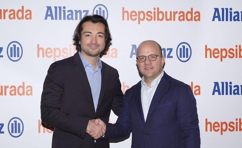 Hepsiburada ile bir tıkla Allianz sigortanızı yaptırın.