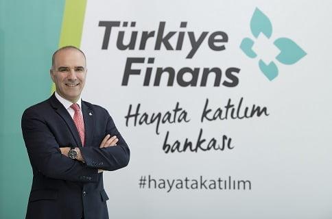 Türkiye Finans'tan e-Katılma hesabı!