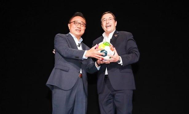 Samsung, Küresel Amaçları Desteklemek Üzere BM Kalkınma Programı'na Ortak Oldu.