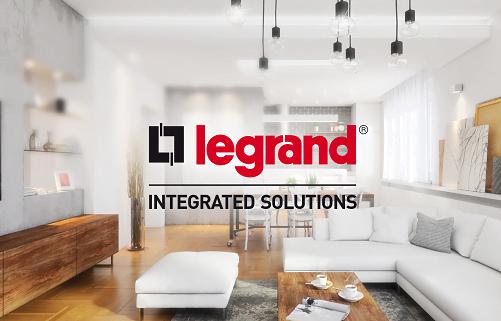 Legrand'dan sıva üstü çözümler için Forix IP44.