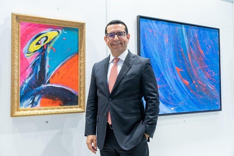 Yurdaer Kahraman'ın ilk kişisel resim sergisi Uniq Gallery'de.