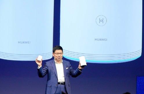 Huawei, dünyanın ilk 5G çipseti olan Kirin 990'ı tanıttı.