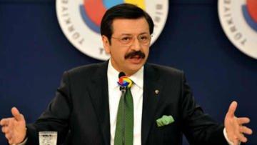 Bankalara Rıfat Hisarcıklıoğlu'ndan Çağrı!