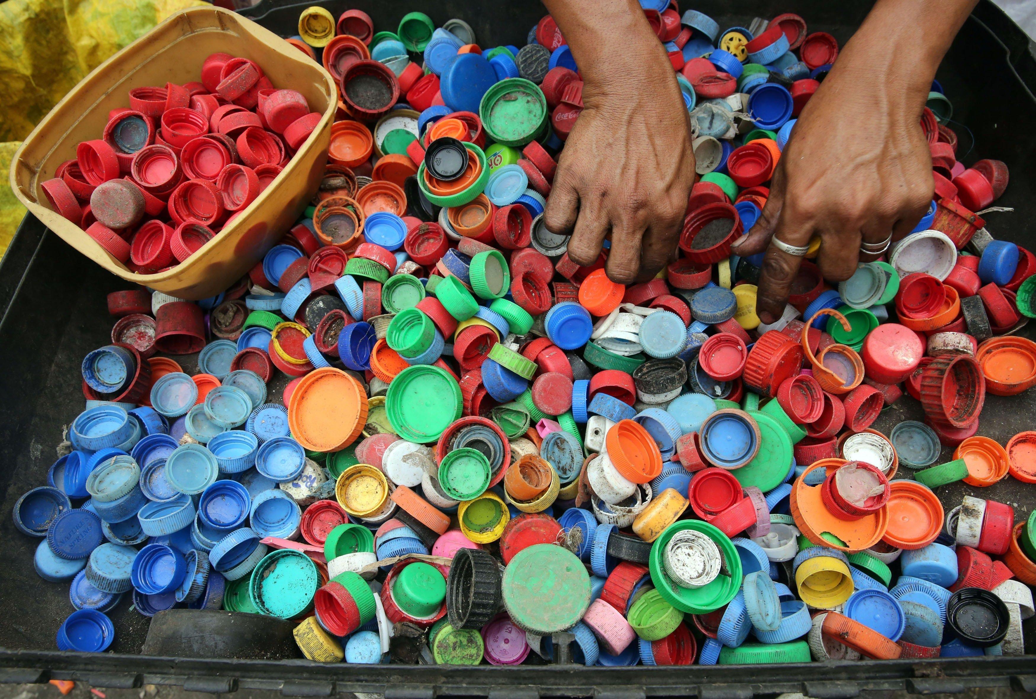 Plastik Atıklar İçin Dijital Pazaryeri