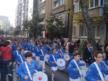 FMV Işık Okulları, Cumhuriyet'in 96. yılını bando yürüyüşü ile kutladı