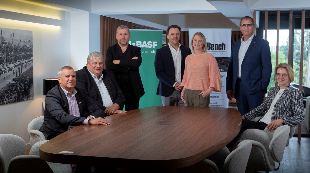 Belçikalılı İnternet Platformu UBench'in çoğunluk hissesini BASF satın aldı.