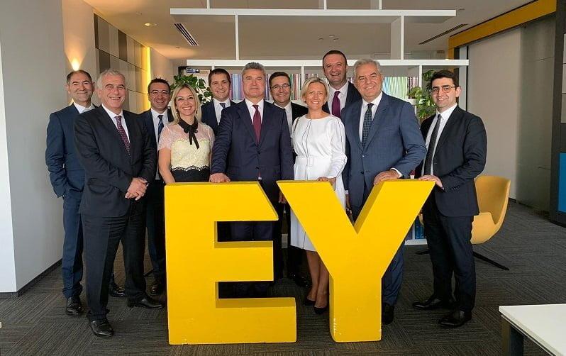 EY Türkiye, Bursa ofisinin hizmet kapasitesini iki kat artırdı.