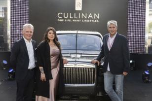 Zahmetsiz Lüks Rolls-Royce Cullinan Türkiye'de.