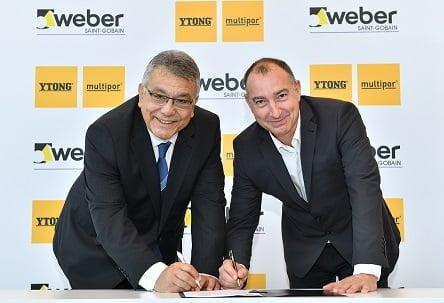 Weber ve Ytong uzmanlığı ile binalara yenilikçi bir Mantolama Çözümü geliyor!