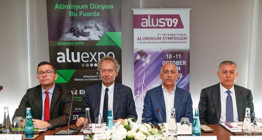 Türkiye, Alüminyum Sektöründe Avrupa ve Dünyanın Üretim Üssü Oldu.