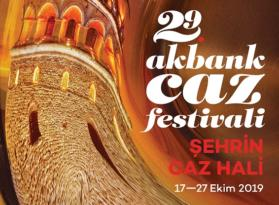 Akbank Caz Festivali 17 Ekim'de Başlıyor.