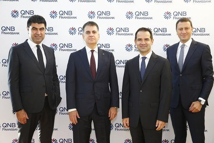 KOBİ'lere E-Dönüşüm QNB Finansbank'tan Ücretsiz.