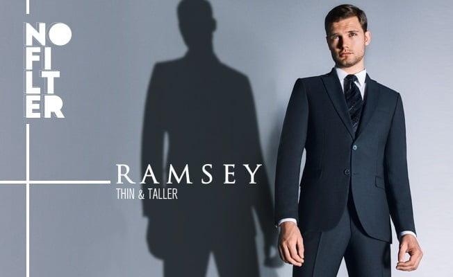 Erkekleri daha uzun ve fit gösteren İnovasyon Ramsey'den…