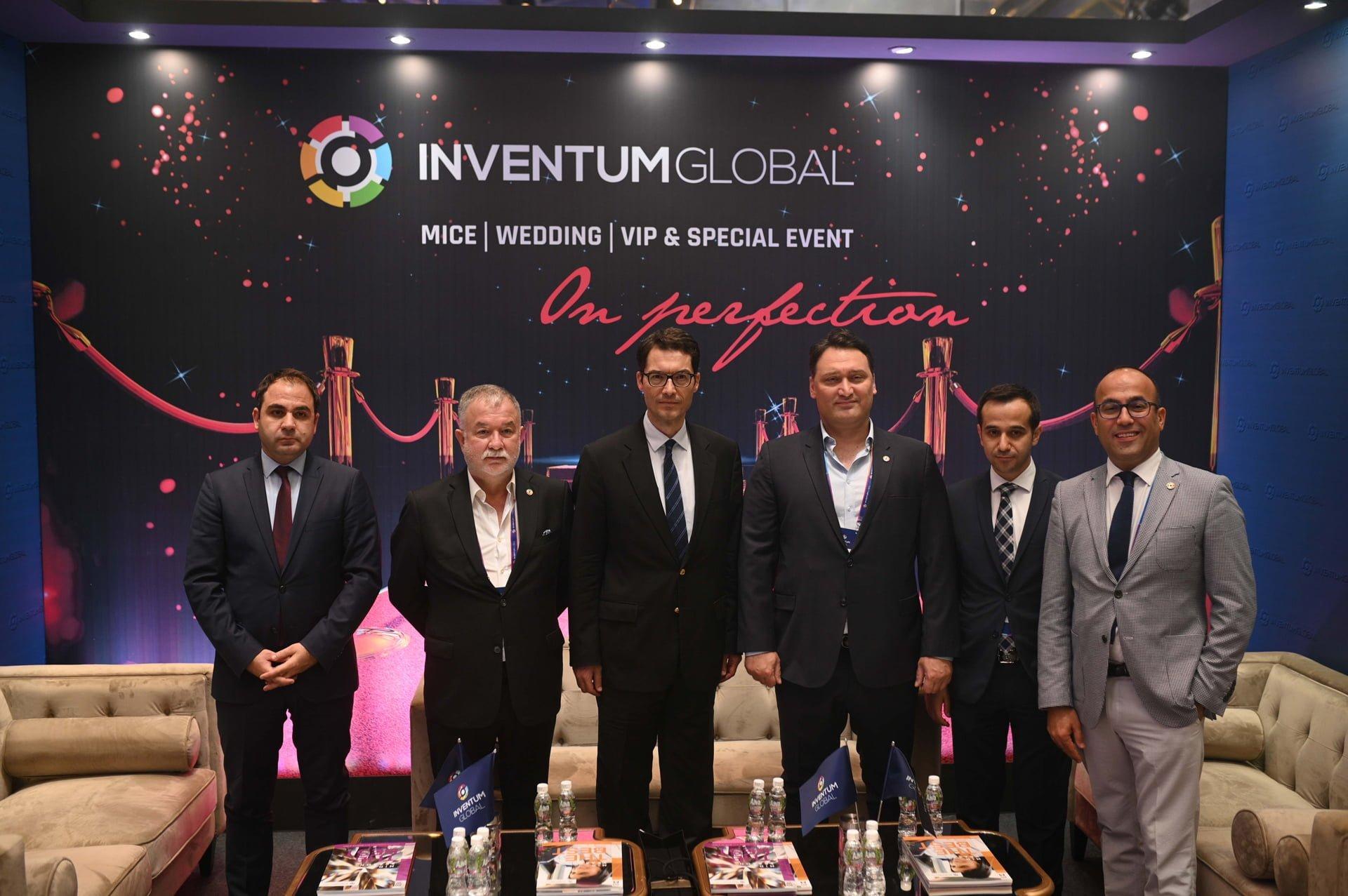 Inventum Global, Türkiye'nin Hindistan'daki En Büyük Roadshow'una Ev Sahipliği Yaptı