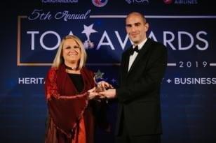 PepsiCo Kıdemli Başkan Yardımcısı Ümran Beba ABD'de Ödül Aldı.