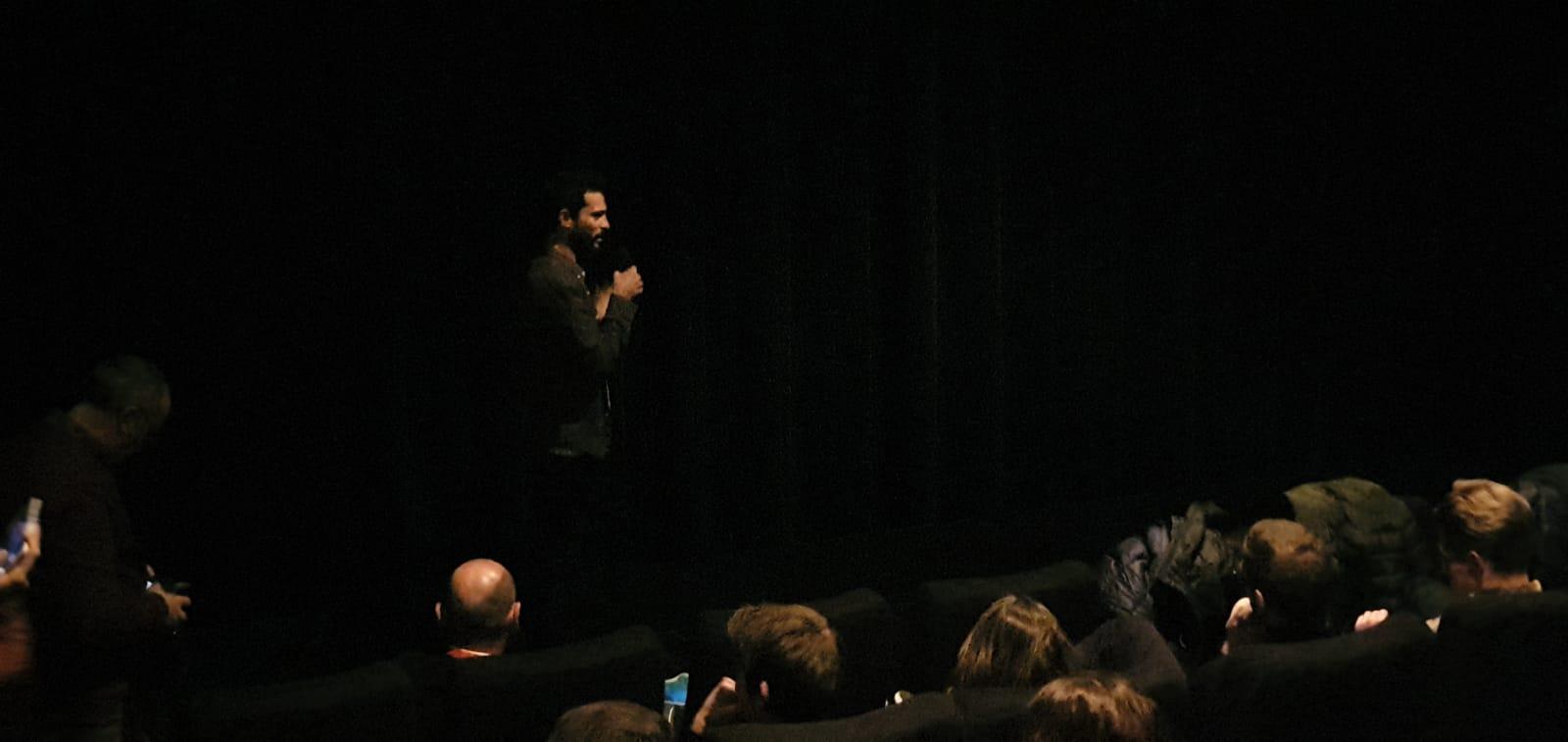 """19. Uluslararası Frankfurt Türk Film Festivali """"Bizim için Şampiyon"""" filmini ağırladı."""
