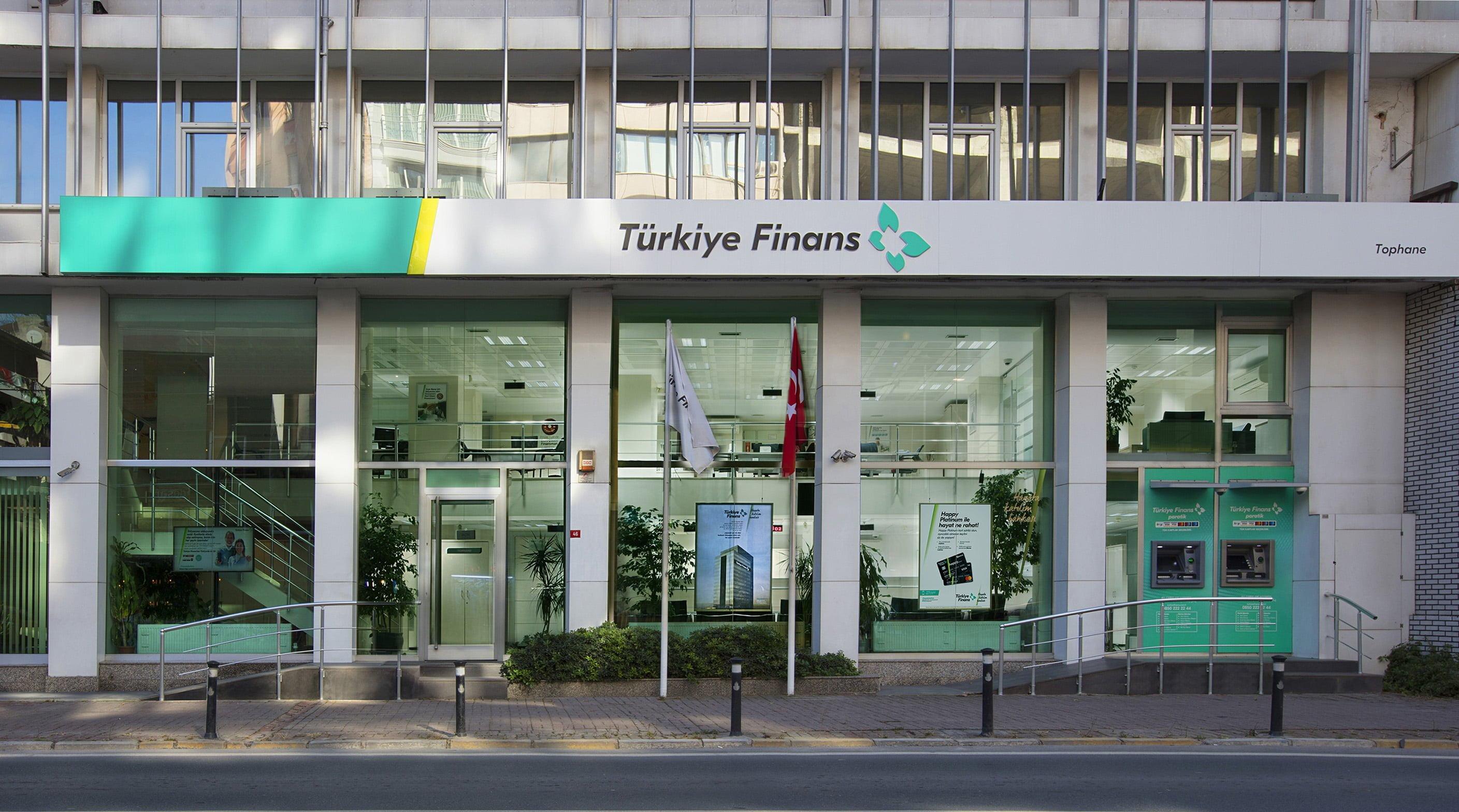 Türkiye Finans'tan 450 milyon liralık kira sertifikası halka arzı