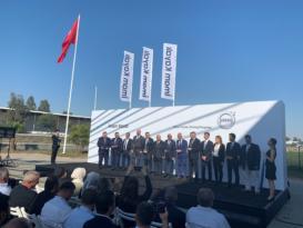 Volvo Trucks yetkili servis ağı Mersin Yenice'de İmam Kayalı ile genişliyor