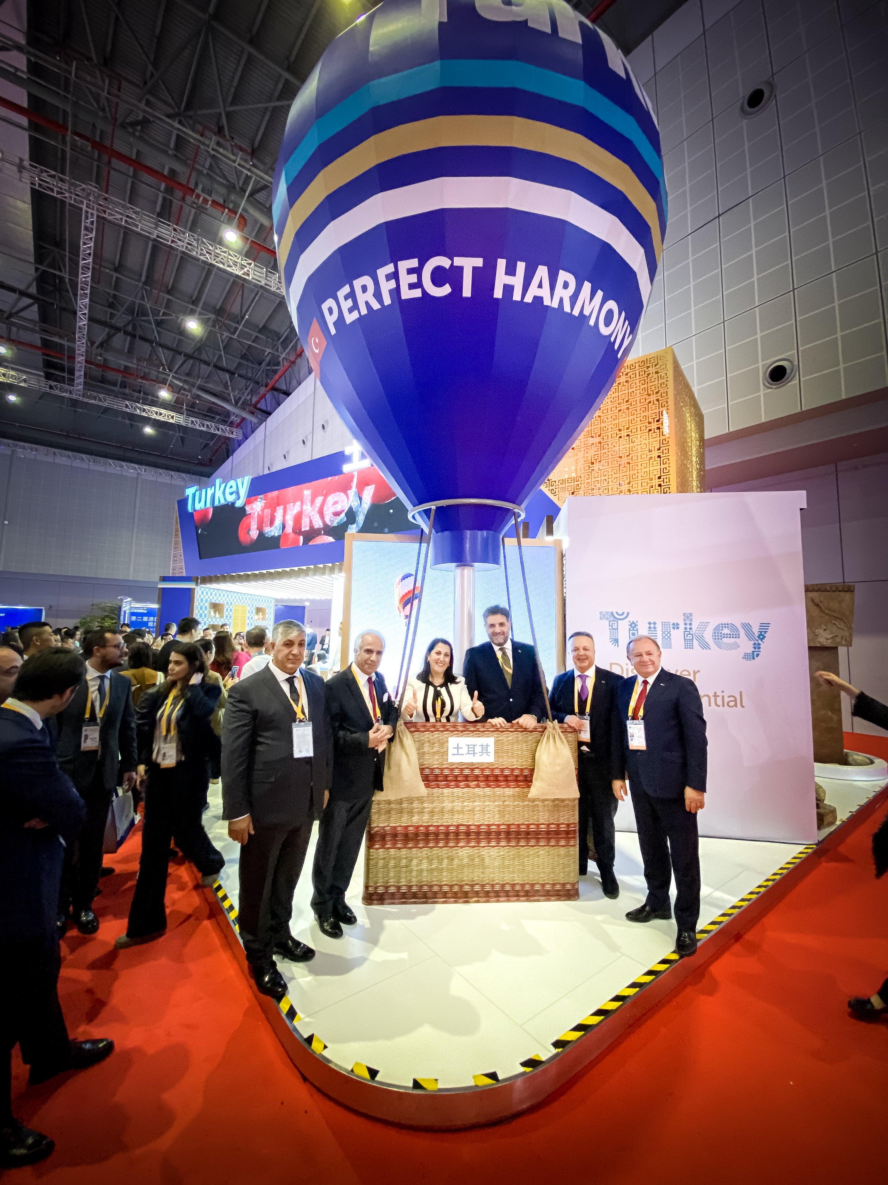 Türk ihracatçısı Çin pazarı için atağa kalktı
