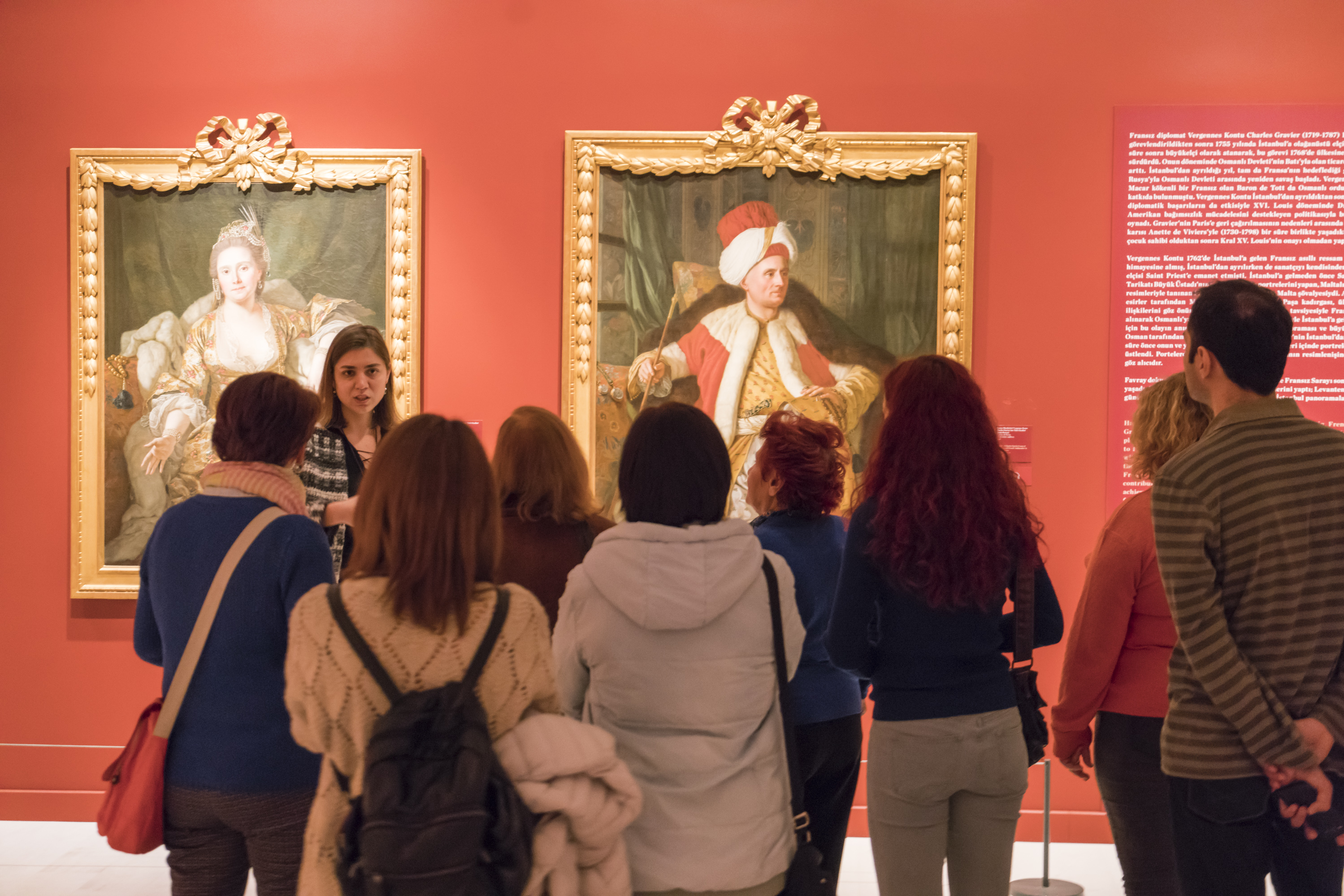 Pera Müzesi'nden Öğretmenler Günü'ne Özel Sergi Turu ve Konuşma