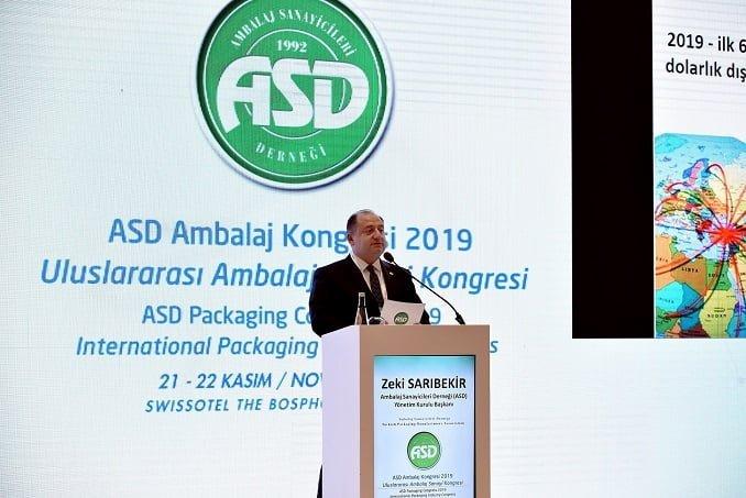 ASD Ambalaj Kongresi dünyayı İstanbul'da buluşturdu.