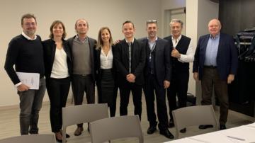 İtalyan UBV Grup ile Ekol Lojistik Güçlerini Birleştirdi.