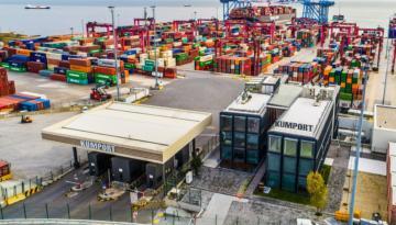 Kumport Liman İşletmeleri'ne İhracat Ödülü
