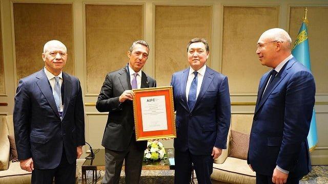Otokar Kazakistan'da şirket kurdu!