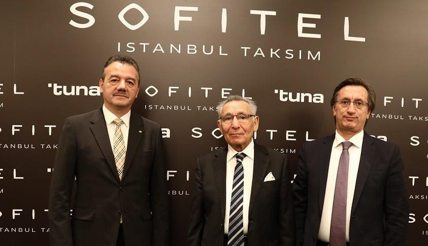 Tuna Şirketler Topluluğundan, Sofitel ile turizm sektörüne yeni bir soluk.
