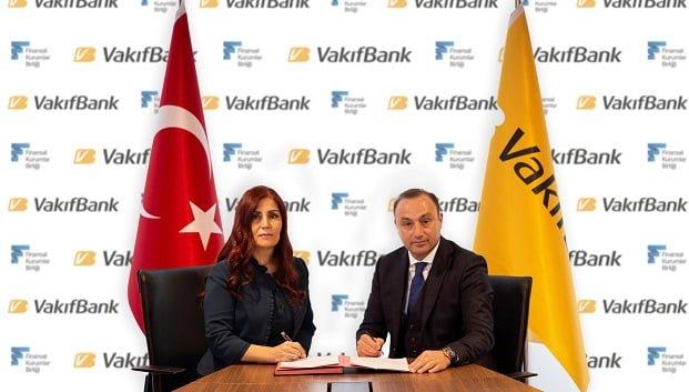 Vakıfbank'tan Tedarikçilere Destek; 'VakıfBank Tedarikçi Finansmanı'.