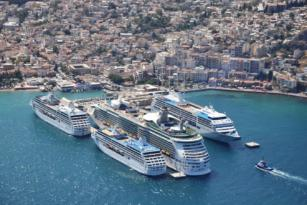 Türkiye, Akdeniz'in en iyi kruvaziyer destinasyonu seçildi