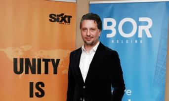 Sixt Rent A Car'ın Yeni Sahibi Bor Holding.