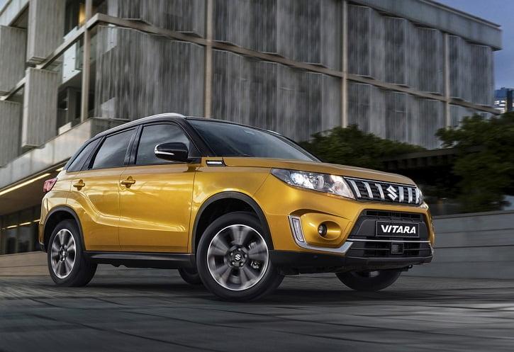 Suzuki, 2020 Model Yeni Vitara'da Fiyatı Sabitledi!