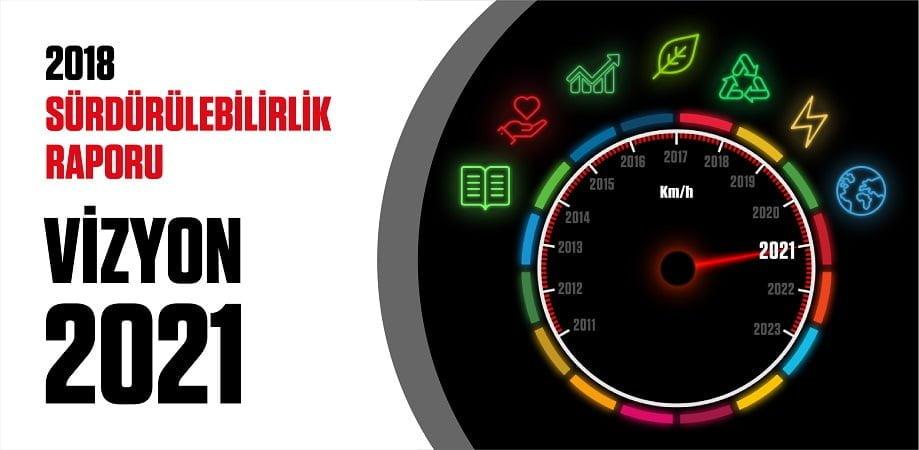 """Anadolu Isuzu ilk """"Sürdürülebilirlik Raporu""""nu yayınladı."""