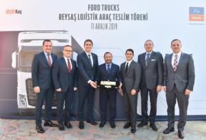 Reysaş Lojistik, filosunu 50 adet IToY ödüllü F-MAX ile genişletti.