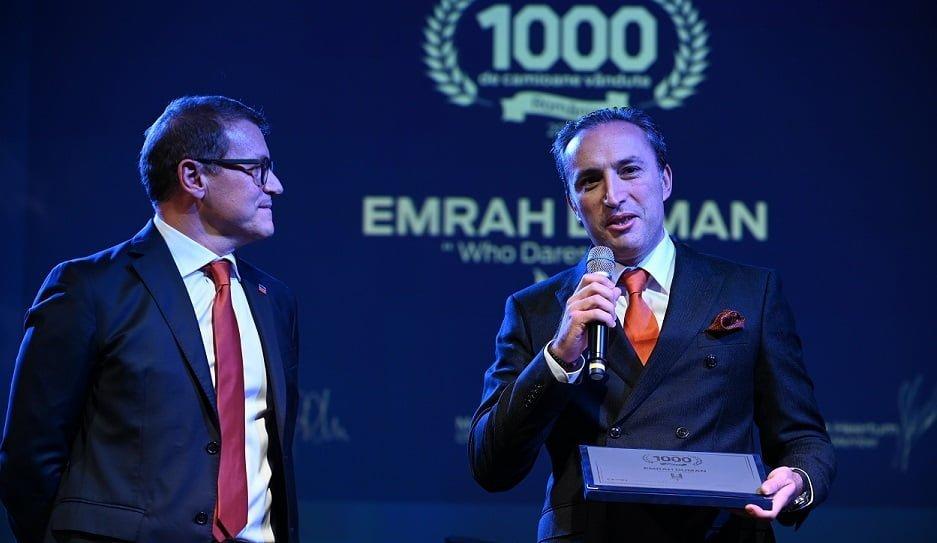 Ford Trucks, 2 yılda Romanya'daki 1000 araçlık satışa ulaştı.