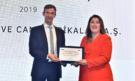 Şişecam'a 'Kadınlarla Güçlendirilmiş Yönetim Kurulu'Ödülü.