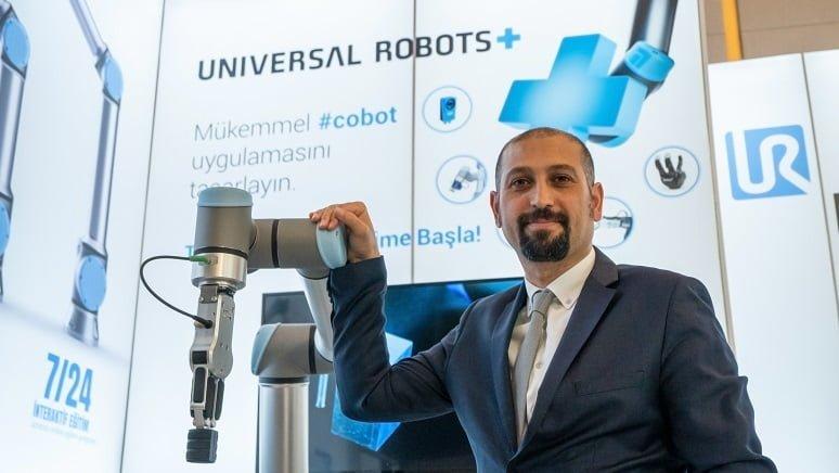 Universal Robots aldığı ödüllere bir yenisini ekledi.
