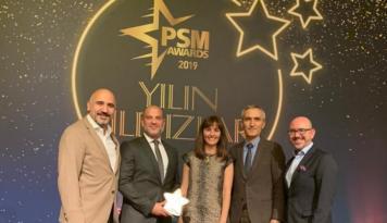 """PSM Ödüllerinde """"En İyi Mobil Ödeme Çözümü"""" MultiPOS'un oldu."""