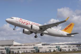 Pegasus'un Helsinki uçuşları başlıyor.
