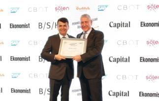 Petrol Ofisi, 'Perakendenin Hızlıları Ödülü'ne layık görüldü.