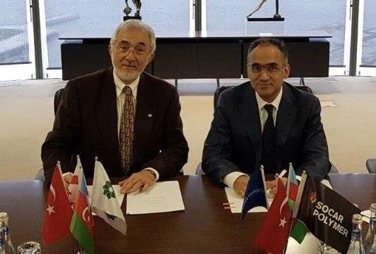 Tekfen Holding; Azerbaycan'da SOCAR Polymer Investments LLC'ye %10 hisseyle ortak oldu.