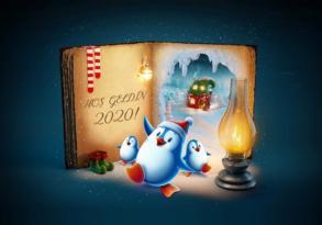 Hilton İstanbul Bosphorus ve KidsNook İşbirliğiyle Sihirli Yılbaşı Balosu.