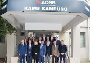 Adana, Osmaniye, Hatay OSB'leri Omuz Omuza.