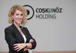 Coşkunöz Holding'in İnsan Kaynakları Direktörü Arzu Öneyman oldu!