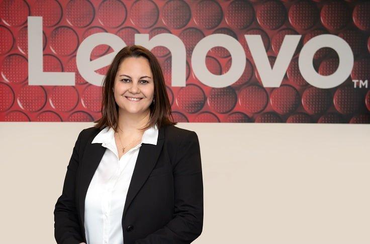 Lenovo'da Yeni Atama.