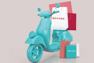 """Sektörde Bir İlk, """"Mağazadan Eve Paket Teslimatı""""Boyner'de…"""
