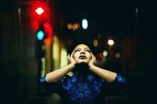 Caz ve soul'un yetenekli sesi China Moses 5 Şubat'ta İş Sanat'ta.