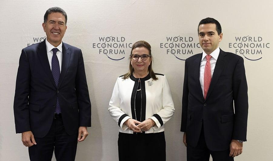 """""""Davos'tan Türkiye İçin Güzel Haber."""""""