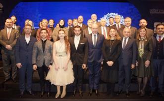 """Değer Zirvesi ve Türkiye'ye Değer Katan Markalar Ödül Töreni""""nde ödüllerini aldı."""